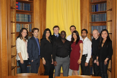 2012/2013 Canadian Law Society Executive Committee